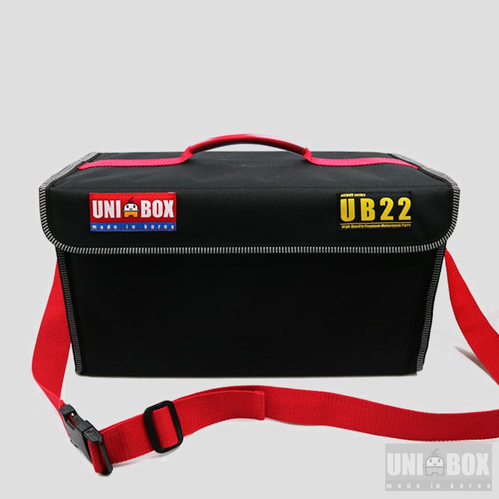 유니박스 UB22 햄버거 패스트푸드 오토바이 배달가방 배달통 퀵서비스 국산제조